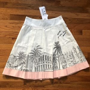 Miss Sixty pleated skirt NEW Size S